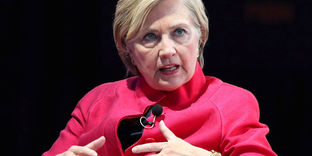 Clinton Calls Russian Uranium Reports' Baloney, ' Says Republican Scared Of Moscow Links – Newsweek