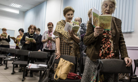 Russia Moves To Label Jehovah's Witnesses As 'Extremists'