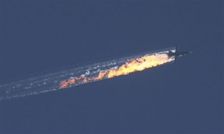 Putin condemns Turkey after Russian warplane downed near Syria boundary