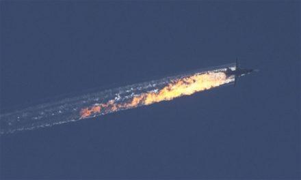 Putin condemns Turkey after Russian warplane downed near Syria boundary