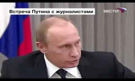 Vladimir Putin DESTROZA la TEORÍA de LA TIERRA PLANA vladimir putin