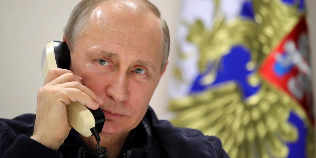 Trump Set To Meet Putin Next Week