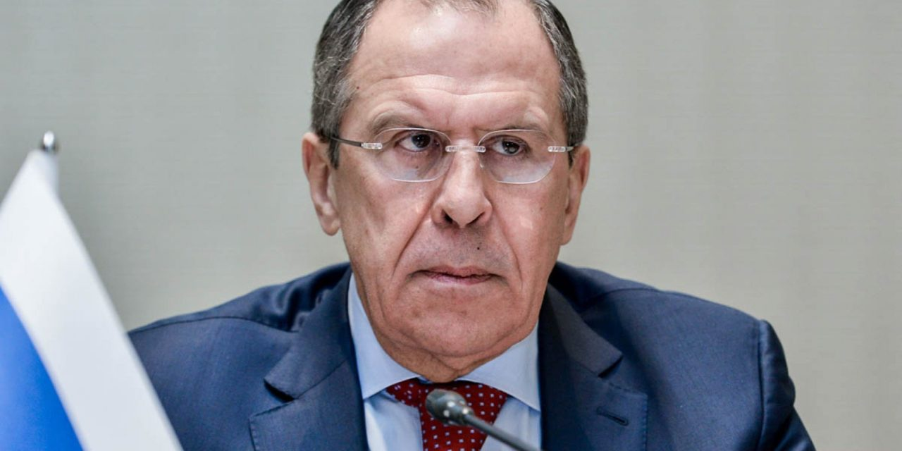 Lavrov: Russia's non-commercial organisations will have to advertise guessed anent Eurasian accommodation adit CIS – APA