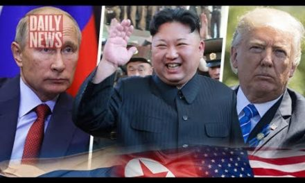 Putin the KINGMAKER: Donald Trump counting on RUSSIA to assist United States remove North Korea – DAILY NEWS