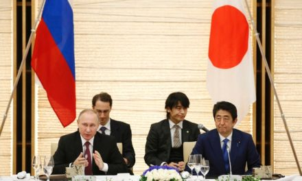 Japan, Russia indication financial development deals; standoff on district