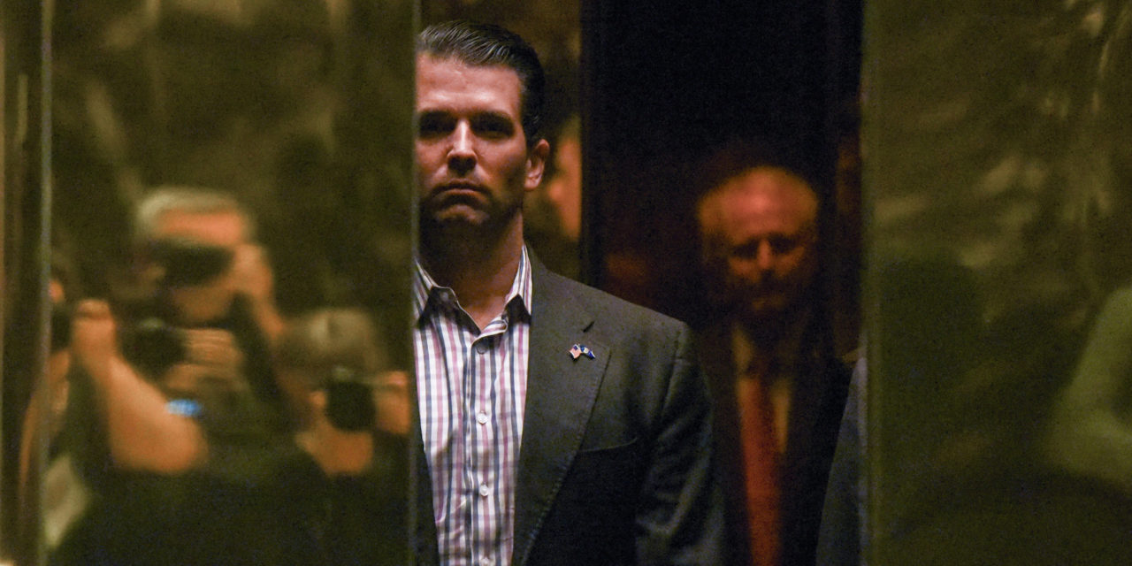 A Guide To The Ever Evolving Cast Of Characters In Donald Trump Jr.'s Russian Meeting