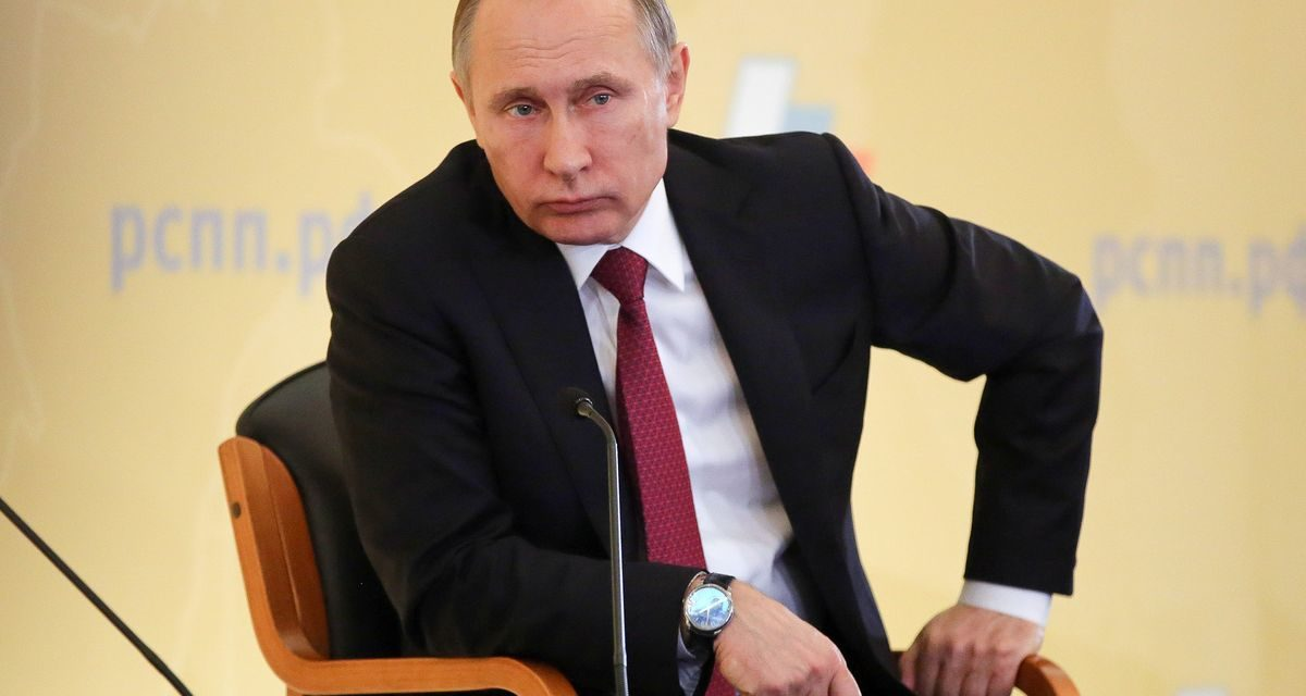 The $1.6 Million Question: Was This Patek Watch Meant for Putin?