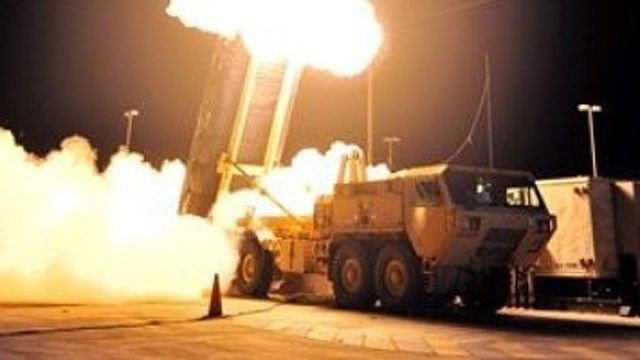 United States relocates component of rocket protection system to South Korea