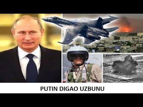 PUTIN DIGAO UZBUNU –  RUSKI AVIONI SE SPREMAJU ZA BORBU