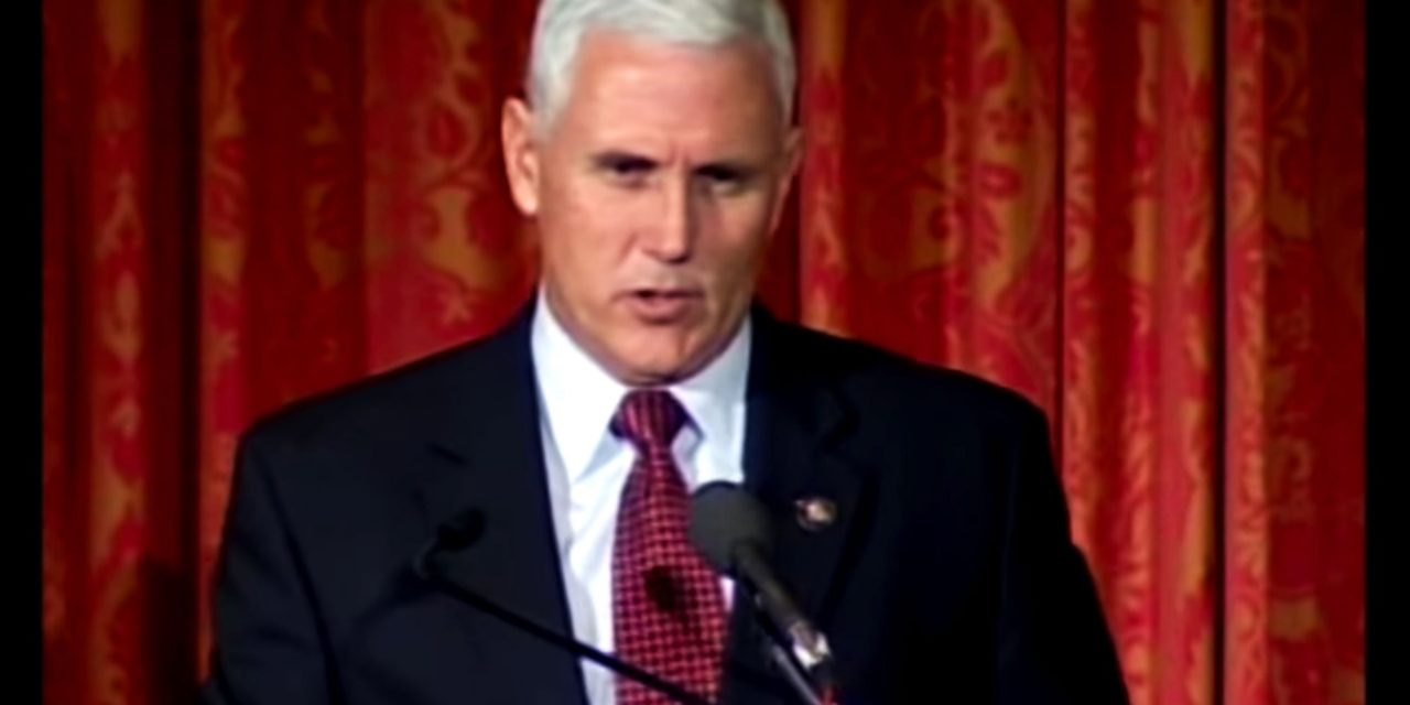 Mike Pence Once Mocked Transition Process He Now Results