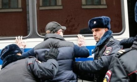 Russia protests: At below 260 patriot Putin foes arrested – BBC News