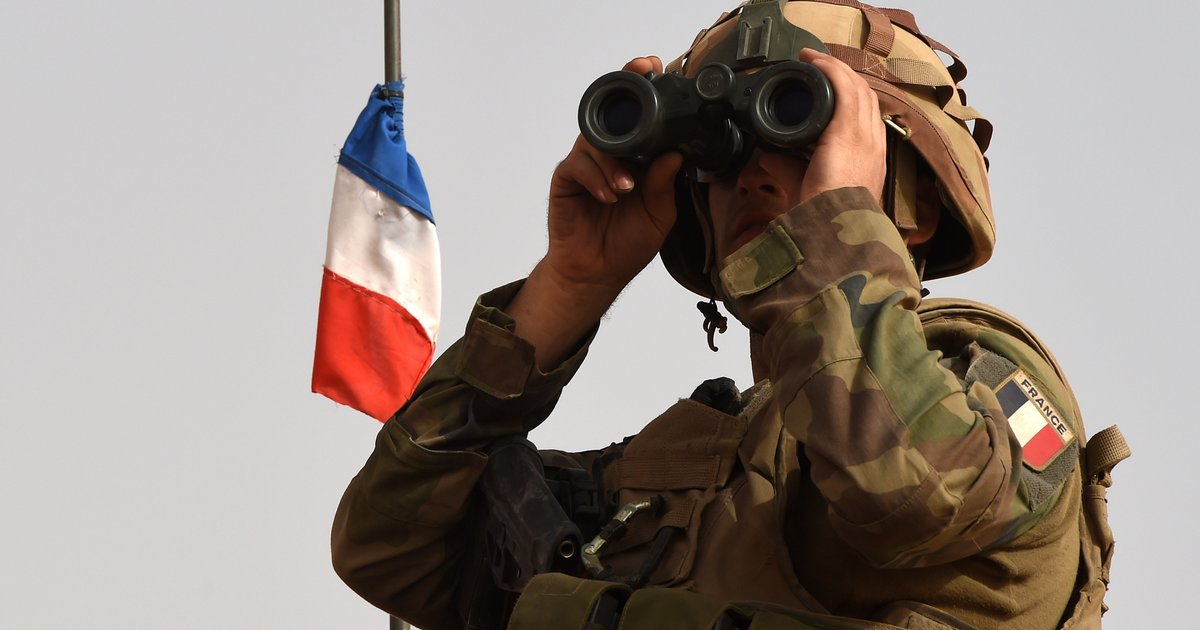 France Committed To Destroying Mali's aEUR ~ CanceraEUR( tm) Of Extremism