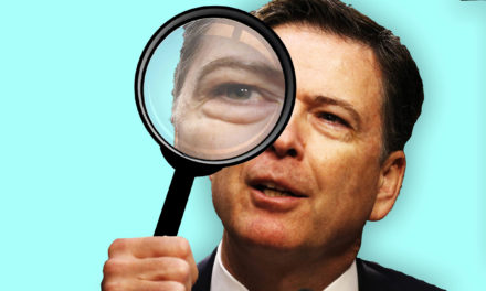 5 Clues James Comey Just Left Behind