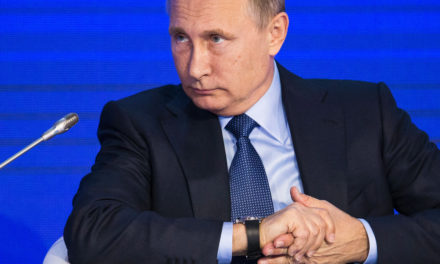 New Cold War Chills Annual Kremlin Gathering of Foreign Experts