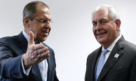 Lavrov, Tillerson hash over Syria on sidelines of Vietnam- coordinated APEC top – TASS