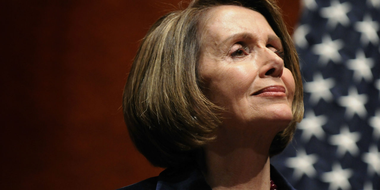 Nancy Pelosi: Im Concerned About Trumps Fitness for Office