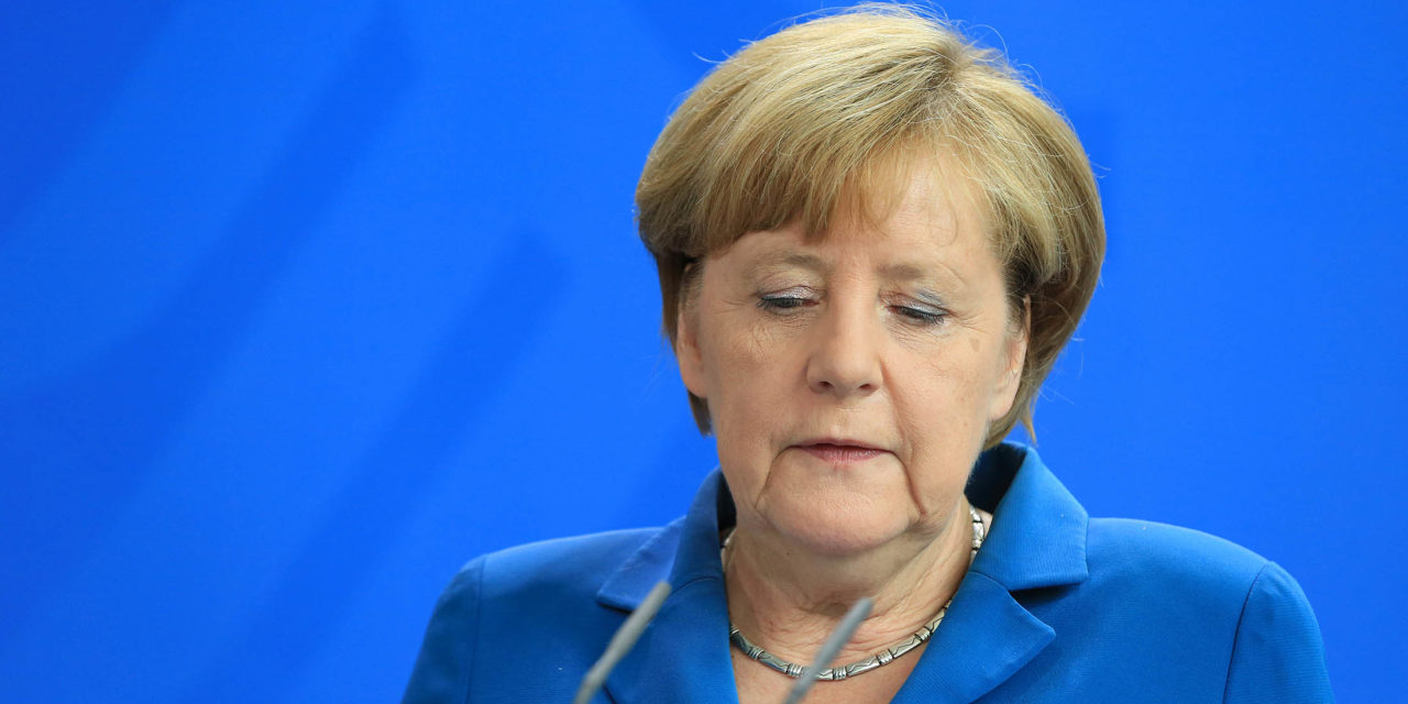 Merkel Says Shes Not Having Nightmares About Trump Presidency