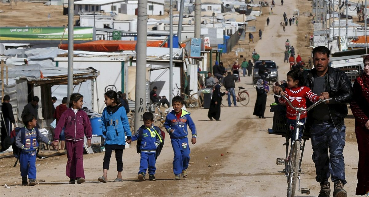 Syrian evacuees: globe leaders to increase$ 9bn to decrease predicament of millions