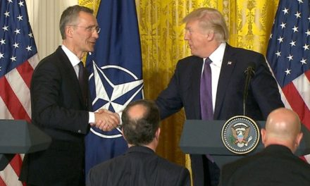Trump's magnificent u-turns on NATO, China, Russia and also Syria