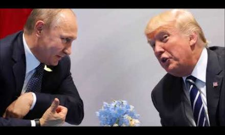 SPLITTING: Russian Official Tried To Set Up Meeting Between Trump And Putin During Campaign