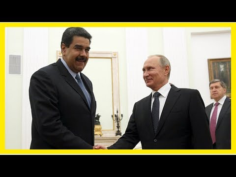 Us Latest News – Putin expands life of cash-strapped Venezuela