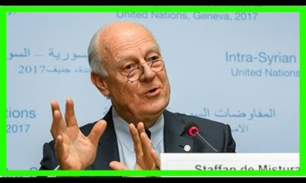 Latest News Today – De mistura: putin, trump developed a brand-new top quality to the circumstance in Syria to res
