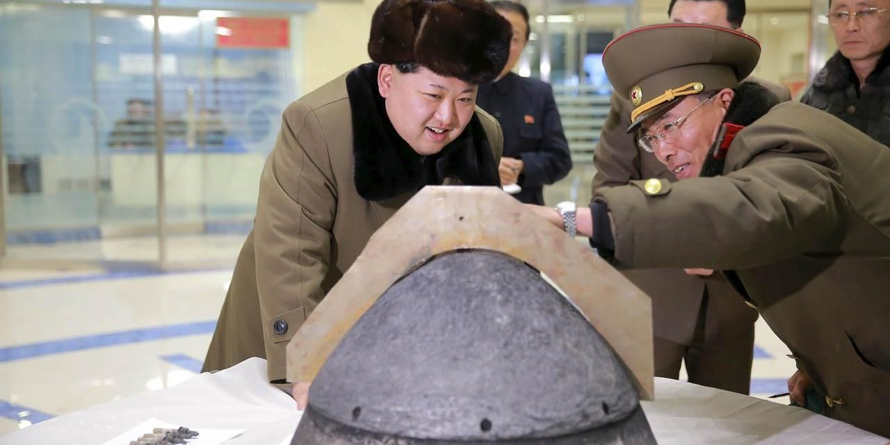 Northern oriental nukes are miniaturized, could fit on projectiles, record states