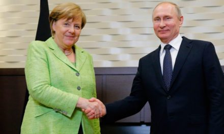 Merkel pushes Putin on Chechnya gay detention reports