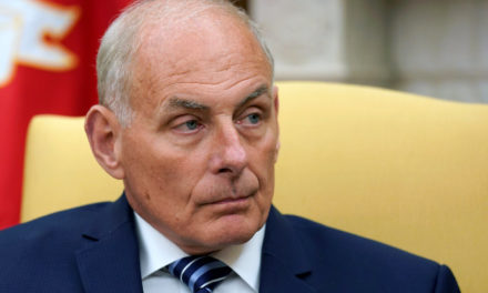 John Kelly FollowsOrders That's Precisely What Trump Critics Are AfraidOf