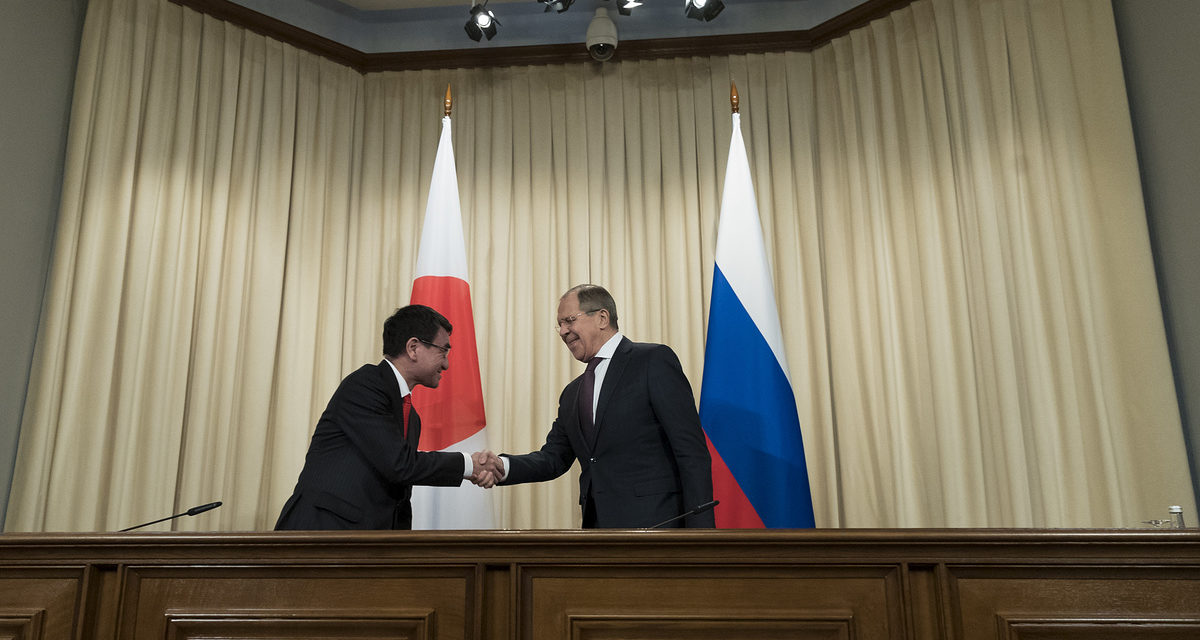 Japanese leading mediator certain Tokyo, Moscow will certainly permit tranquility treaty – TASS
