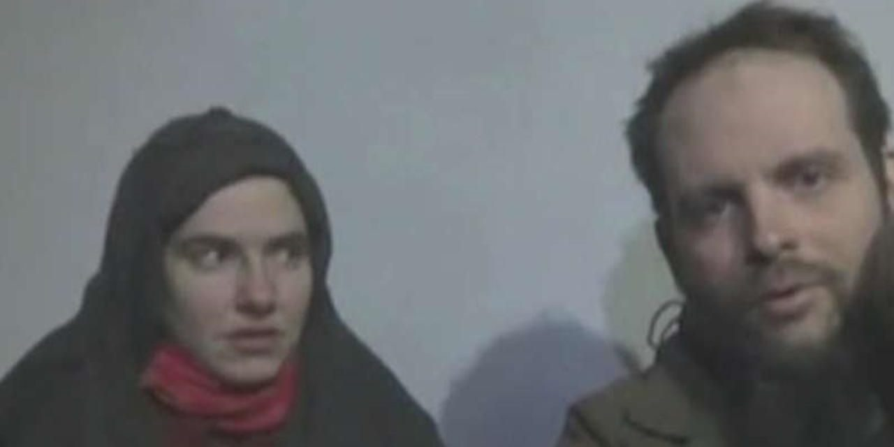 Behind the significant rescue of American-Canadianpair from Haqqani bondage