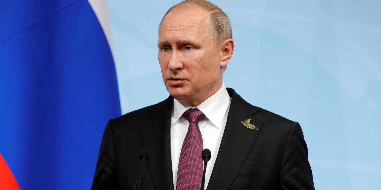 Putin Orders Massive Cuts To U.S. Diplomatic Staff In Russia