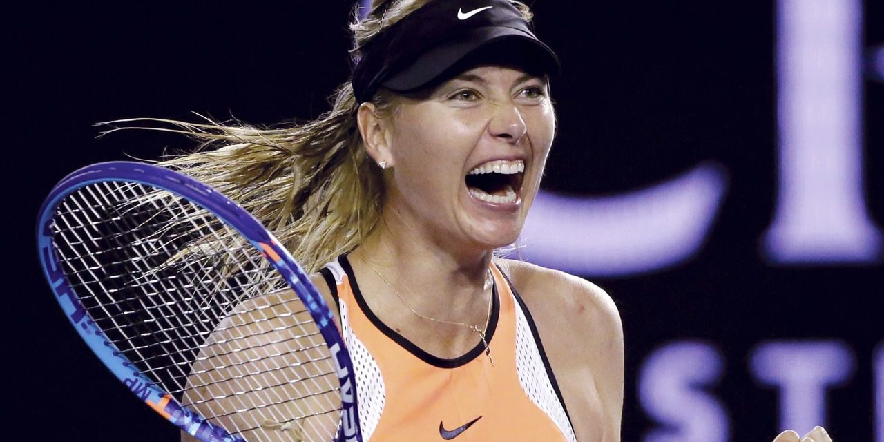 Tennis Star Maria Sharapova's Doping Ban Cut From 2 Years To 15 Months