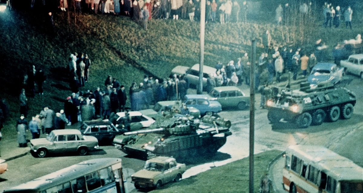 Lithuania opens up battle criminal activities test of previous Soviet authorities