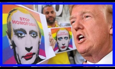 Us Latest News – Why trump and also lgbtq individuals targeting putin