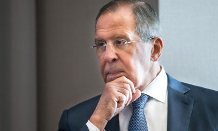 Lavrov fretted over expanding stress in Persian Gulf – TASS