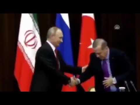 Tayyip vs Putin