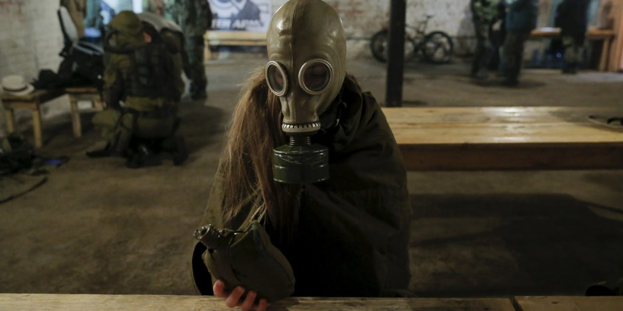 Russia Is Constructing Fallout Shelter to Prepare for a Potential Nuclear Ten-strike