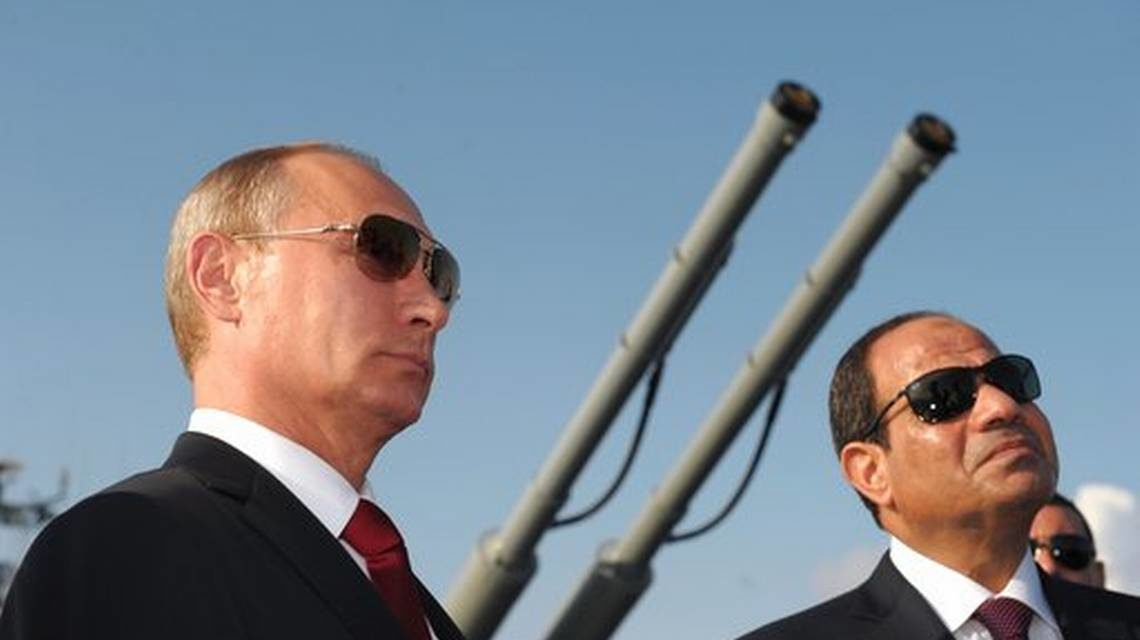 Russia bargains offer for its warplanes to utilize Egypt basis – Kansas City Star