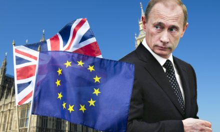 Why Putin Is Meddling in Britains Brexit Vote