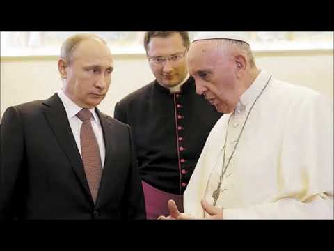 Putin claims 'PopeFrancis Is Not A Man Of God'