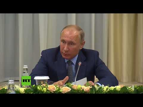 Putin: Christliche Gebiete in Syrien vom IS-Terrorbefreit – Entschlossene Arbeiten am Wiederaufbau