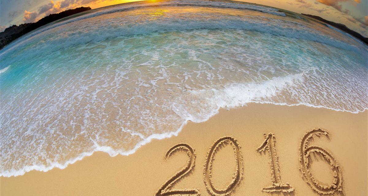 What will happen in 2016?