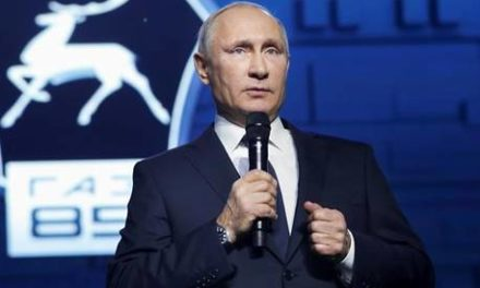 Putin not sure whether or not en route to Everyman after this fashion any unbiased alerion no longer – The Western Star