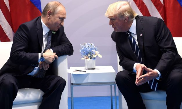 Trump Blames Congress After Russia Attacks His Sanctions Weakness
