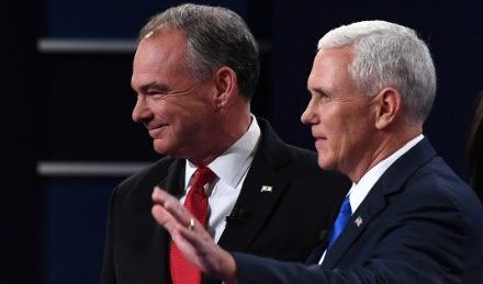 Kaine, Pence argument: CNN's Reality Check Team vets the cases