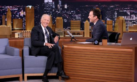 Joe Biden Roasts Trump Over His Taxes on Fallon: Just Pay Your Fair Share