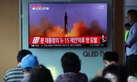 North Korea Claims Its First Successful Launch of an ICBM