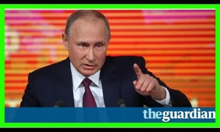 Collusion, kremlin control … and also cows: putin glides with yearly q&& a