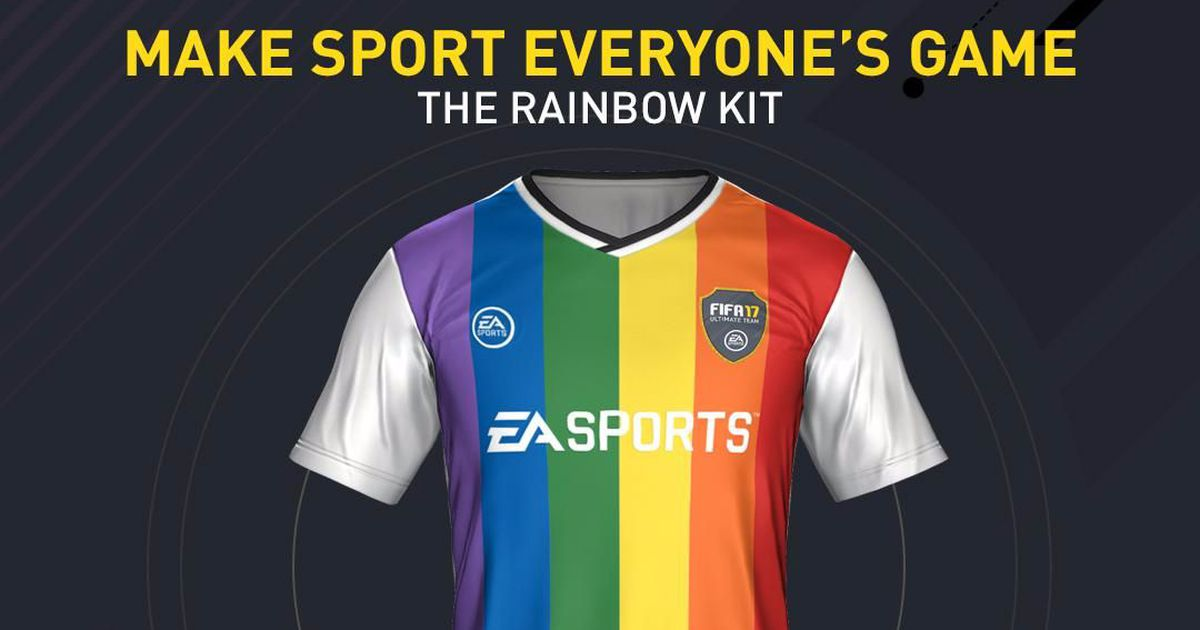 Russian political leaders desire FIFA 17 video game explored for 'gay publicity'